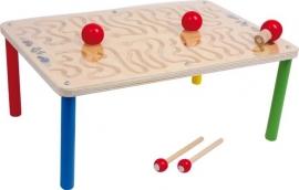 speeltafel magnetisch parcour
