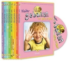 dvd set - 5 stuks