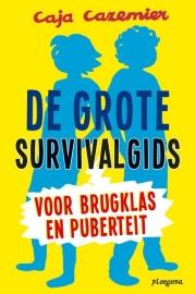 De grote survivalgids voor brugklas en puberteit