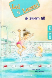 Lol in lezen - Ik zwem al!