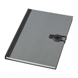 """Notitieboekje """"grijs"""""""