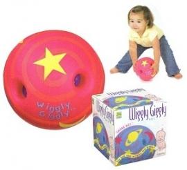 Geluidenbal/ Wiggly Giggly bal