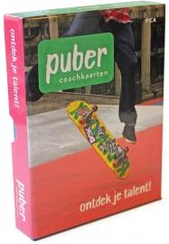 Puber coach kaarten