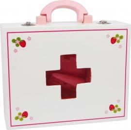 Dokterskoffer roze