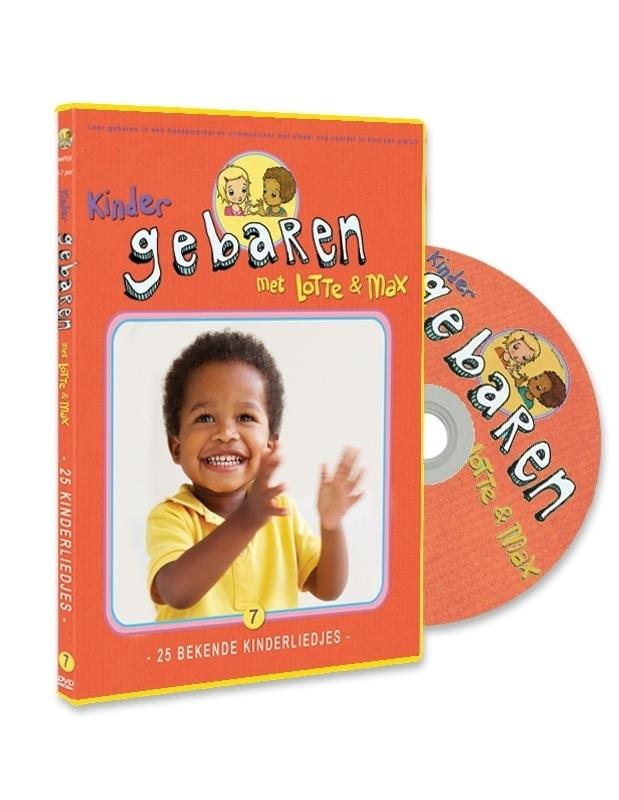 dvd - 25 Kinderliedjes