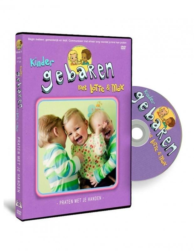 dvd - Praten met je handen