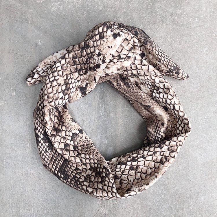 Bandeau ladies - Snake