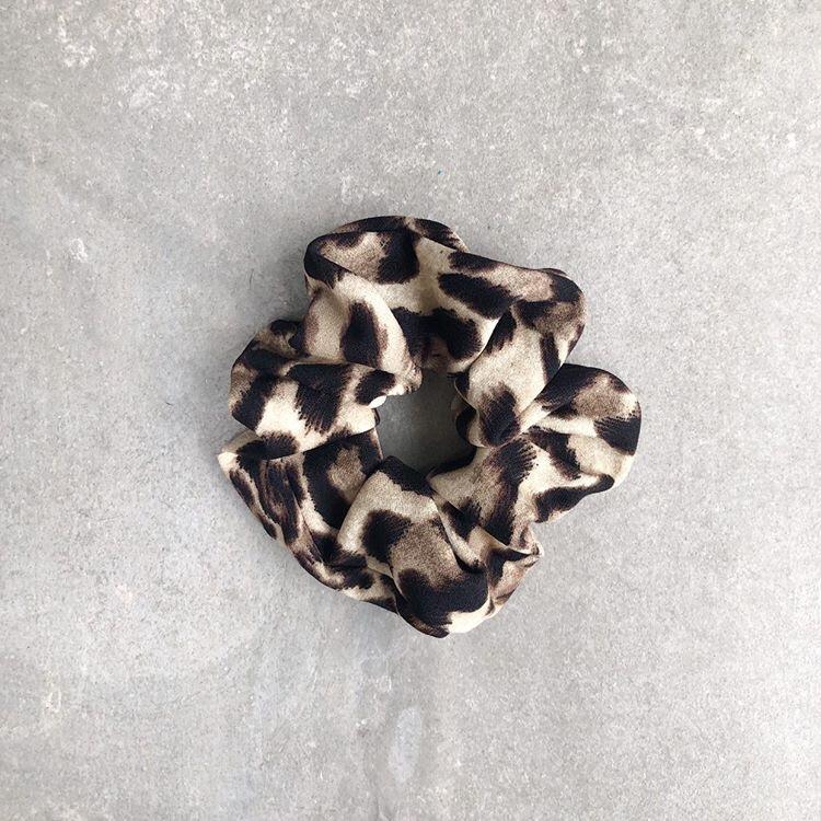 Scrunchie ladies - Leopard