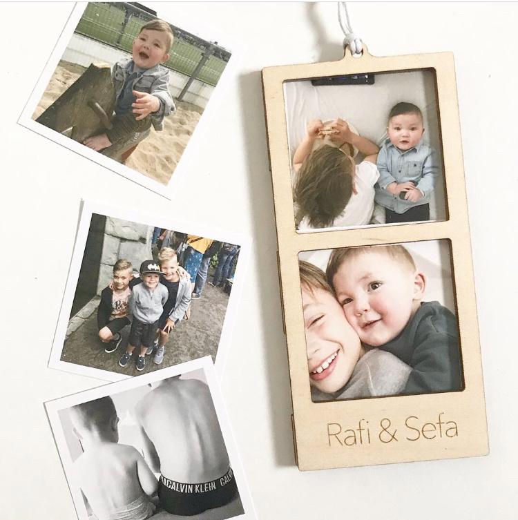 Mini hanger 'Foto'