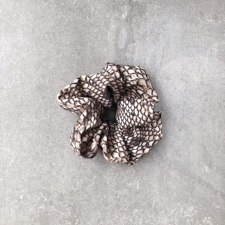 Scrunchie ladies - Snake