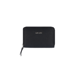LouLou Essentiels portemonnee | Beau Veau SLB4XS Black