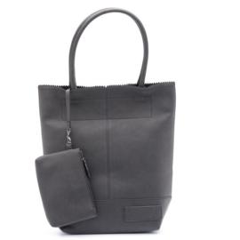 Zebra Natural bag kartel black, vintage