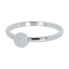 iXXXi ring R04018-03 Alphabet R zilver