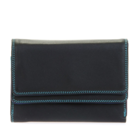 My Walit Double Flap Purse/Wallet black / pace