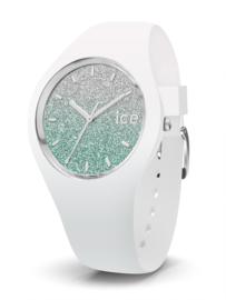 Ice Watch horloge ICE Lo White Turquoise Medium