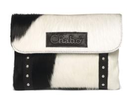 Chabo Bags Bink Cow Black