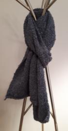 P-Modekontor sjaal bouclé