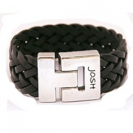 Josh armband 24002 black