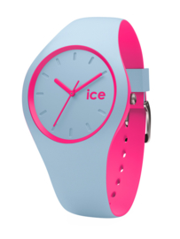 Ice Watch horloge ICE duo blue pink medium
