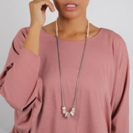 Nature Bijoux Secret Garden Pearl Necklace