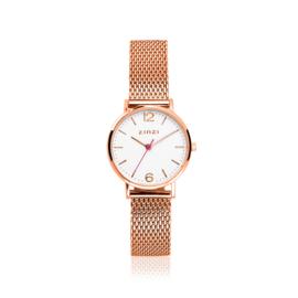 Zinzi Lady horloge roségoud 28mm