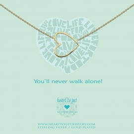 Heart to Get ketting N35BHE12G