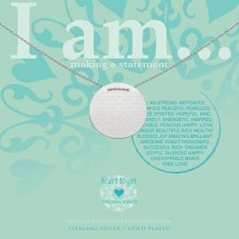 Heart to Get ketting IAM413N-IAMSTR-S