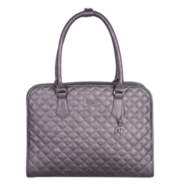 Socha Businessbag Grey Diamond