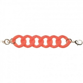 Camps & Camps armband Chain Padparadscha