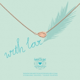 Heart to Get ketting N43FEA12R