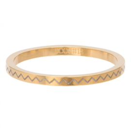 iXXXi ring R02816-01 Heartbeat goud