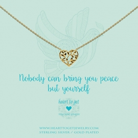 Heart to Get ketting N279HSO16G