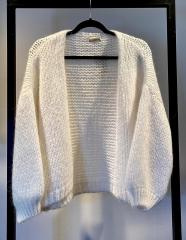 Vest Beauregard kleur 1 offwhite