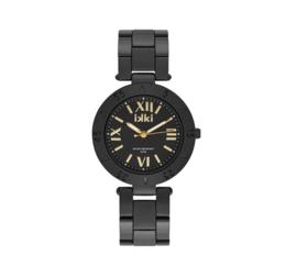 Ikki horloge PG06 black/ gold