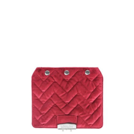 by LouLou Cover   Velvet COVER Dark Red