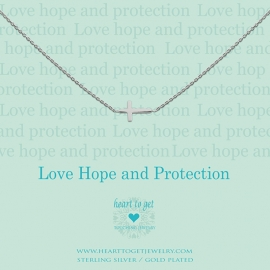 Heart to Get ketting N11CR011S-2