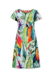 Lizzy & Coco cin dress short sleeve reversibel