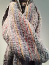 P-Modekontor sjaal strepen