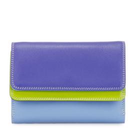 Double Flap Purse/Wallet Lavender