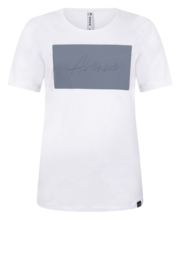 Zoso 202 Avenue T-shirt with chestprint