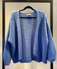 Vest Beauregard kleur 48 Blauw