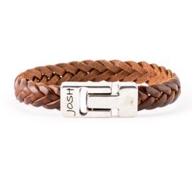 Josh armband 24456 cognac
