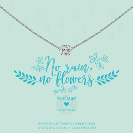 Heart to Get ketting N357FLO17S