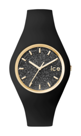Ice Watch horloge ICE Glitter black medium