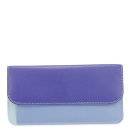 My Walit Simple Flapover Purse/Wallet Lavender