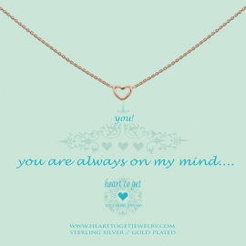 Heart to Get ketting N21OPH11R