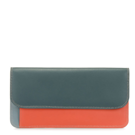 My Walit Simple Flapover Purse/Wallet Urban Sky