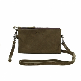 Chabo Luca Bag wallet taupe