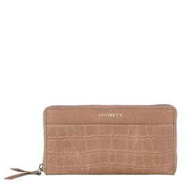 Burkely Croco Caia wallet L