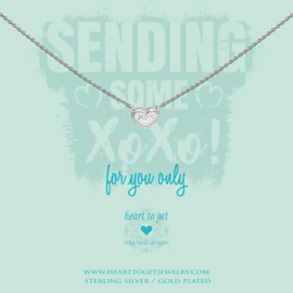 Heart to Get ketting N360HEA17S